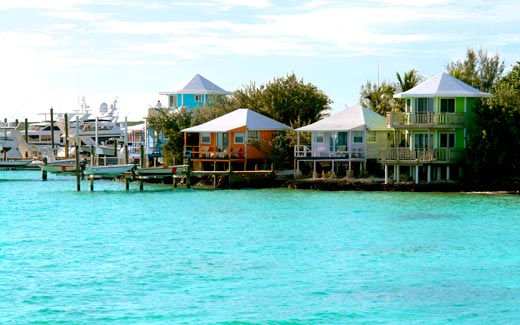 tourist destinations bahamas