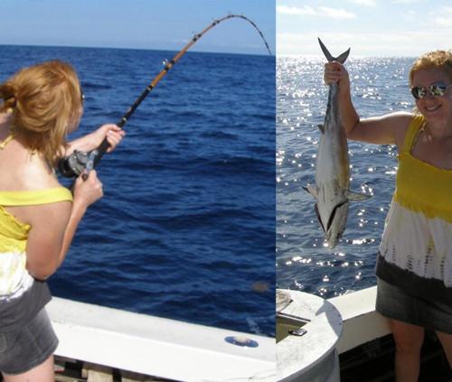 Yachts-Riviera-Maya-Deep-Sea-Fishing-Bonita