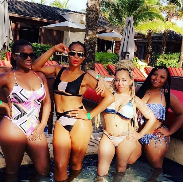 Birthday in the Bahamas