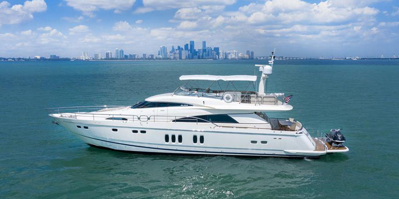 74'-FAIRLINE-YACHT